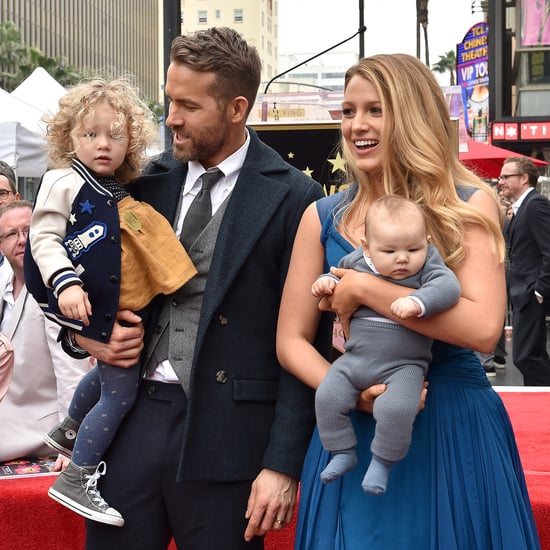 How Many Kids Do Blake Lively and Ryan Reynolds Have?