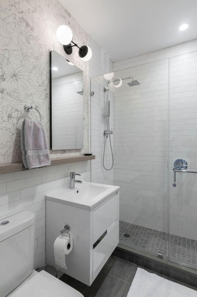 Subtle Design | Small Bathroom Design Ideas | POPSUGAR ...