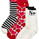 Kate Spade Crew Socks
