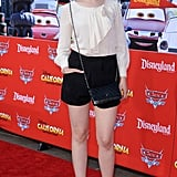Ginnifer Goodwin reminded us that dressing up our shorts can have the same polish as a sleek cocktail look.