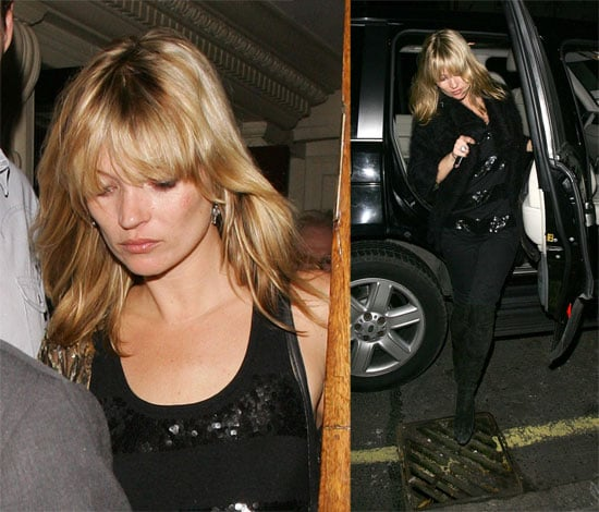 Kate Moss' Rock and Roll Holiday