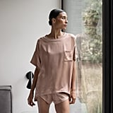 Lunya Washable Silk Tee Set