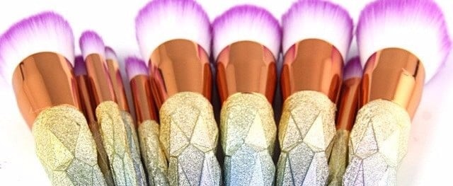 Galaxy Brushes Are Here to Add Extraterrestrial Excitement to Your Makeup Bag