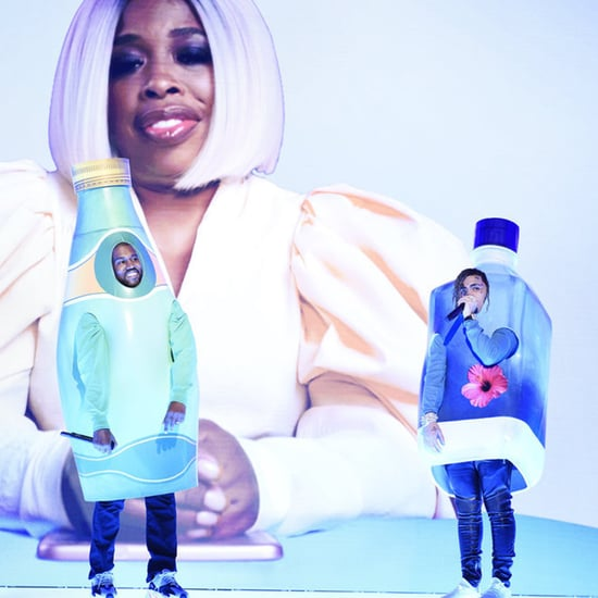 "Kanye West's ""I Love It"" Saturday Night Live Video"