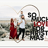 Bountiful Love Holiday Card from tinyprints ($2-$3 per card)