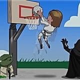 Vader B-Ball