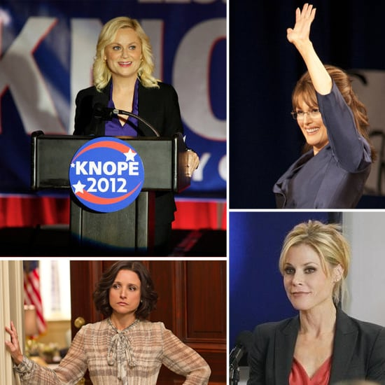 Female Politicians in Movies