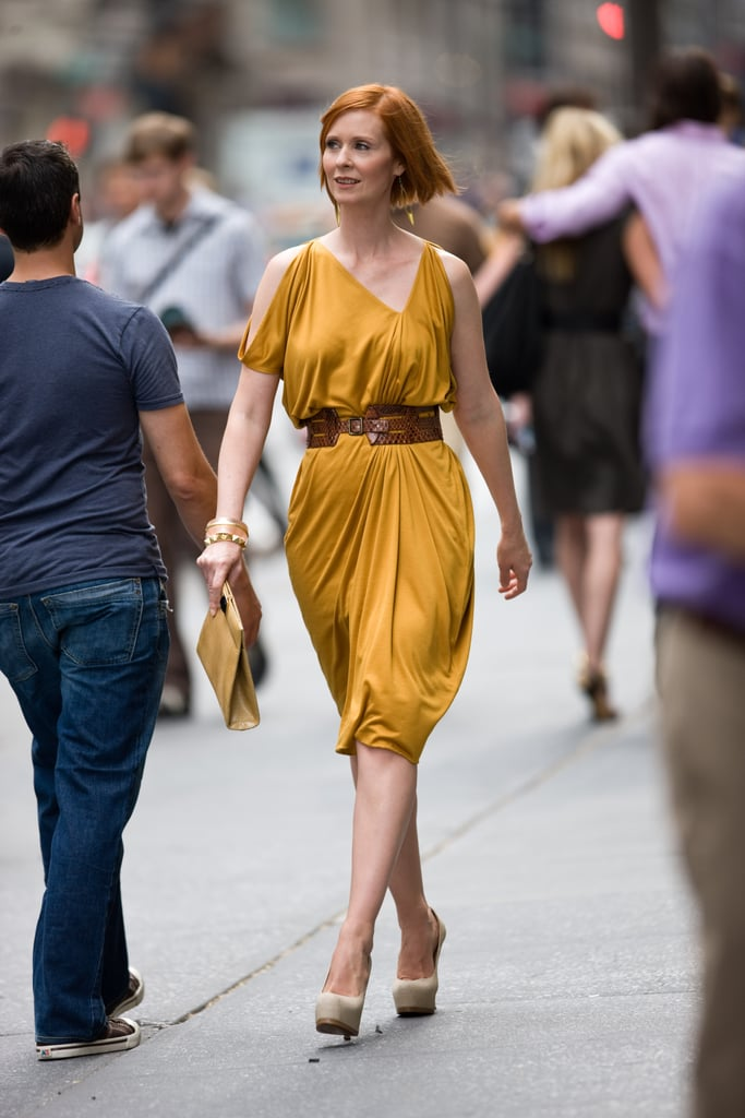 Style Stalk: Awesome Looks From Sex and the City 2!