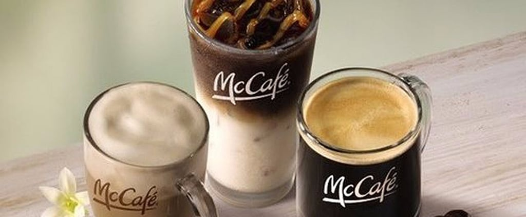 Caffeinate Happily Thanks to McDonald's Latest Line of Espresso Drinks