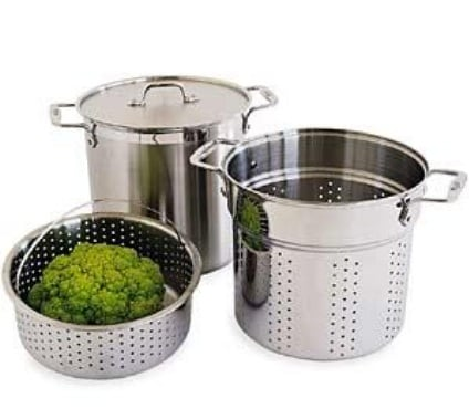 Stainless Steel Multi-Cooker
