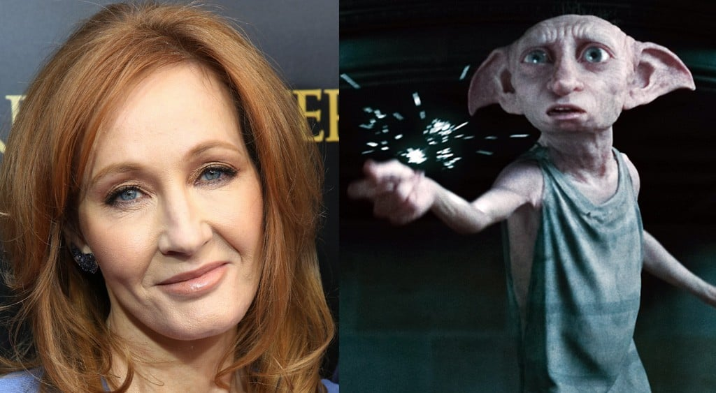 Image result for Harry Potter: J.K. Rowling Apologizes For Killing Dobby