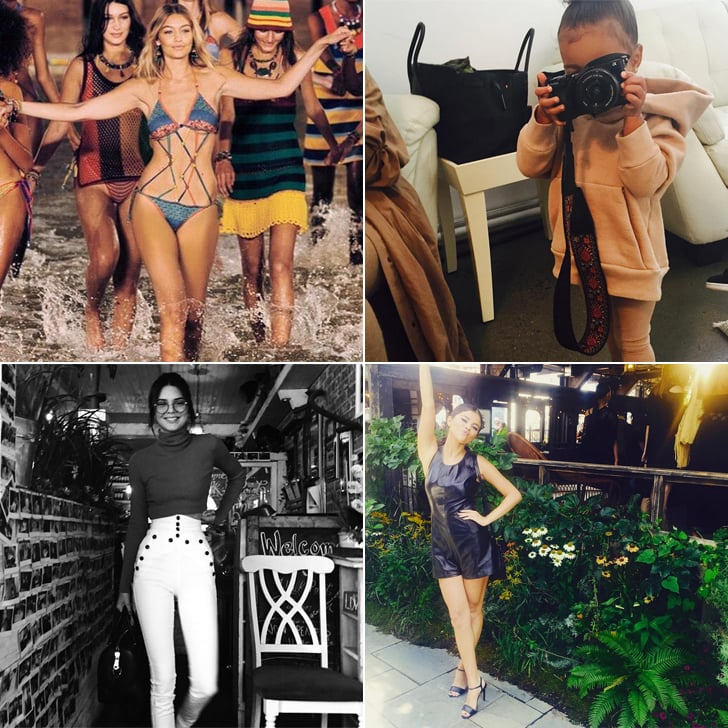 The 10 Most Popular Instagrams From New York Fashion Week