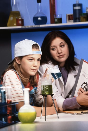 Alex and Annie Mack From The Secret World of Alex Mack