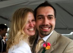 50 Strangers Throw Couple Surprise Wedding Reception
