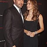 Jennifer only had eyes for Ben on the red carpet in November 2014.