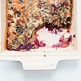 Peach Blueberry Dump Cake