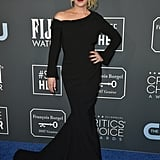 Christina Applegate at the 2020 Critics' Choice Awards