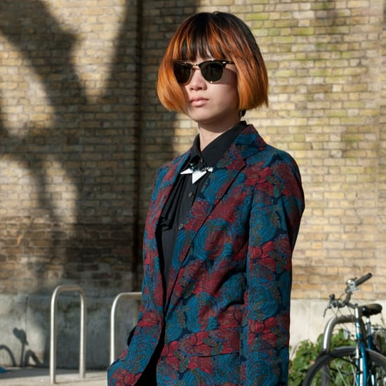 How to Wear a Printed Suit (Video)