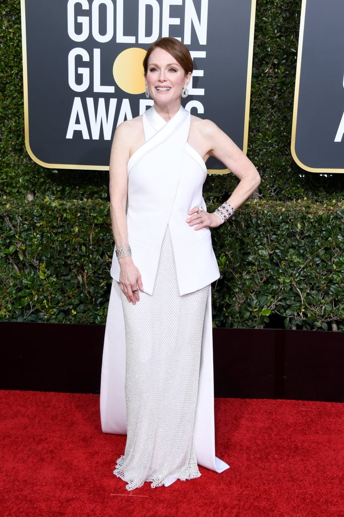 Julianne Moore at the 2019 Golden Globes