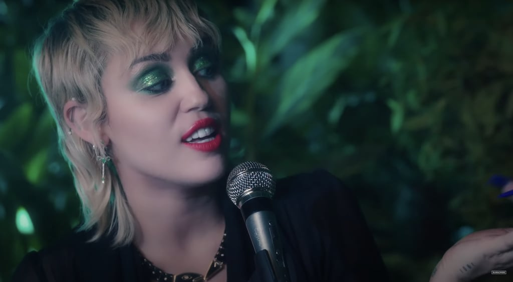 See Miley Cyrus's Outfits From MTV's Backyard Sessions ...