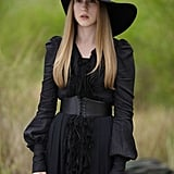 Farmiga as Zoe Benson in Coven