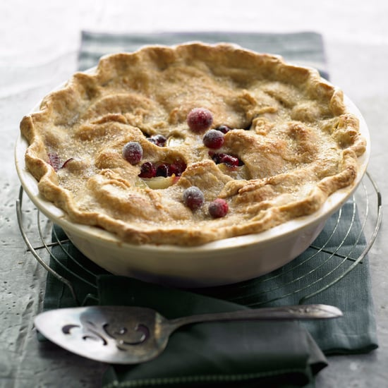 Pear-Cranberry Deep-Dish Pie Recipe From Magnolia Journal