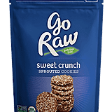 Go Raw Sweet Crunch Sprouted Cookies