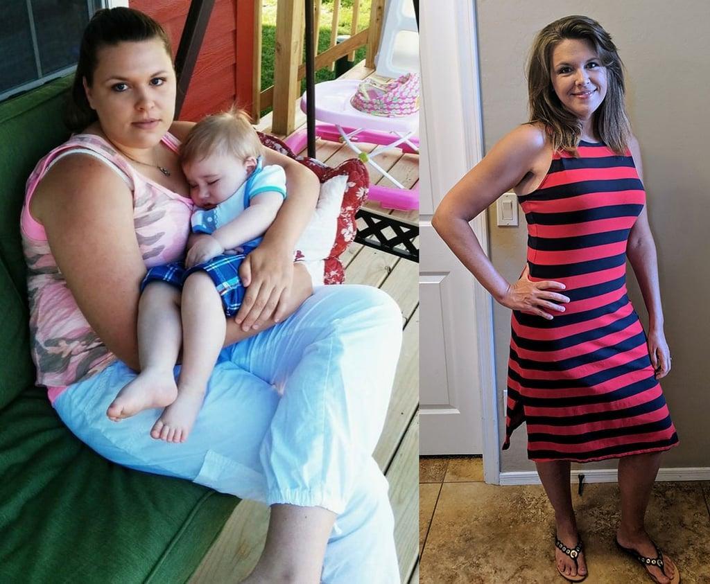 110-Pound Keto Weight Loss Transformation