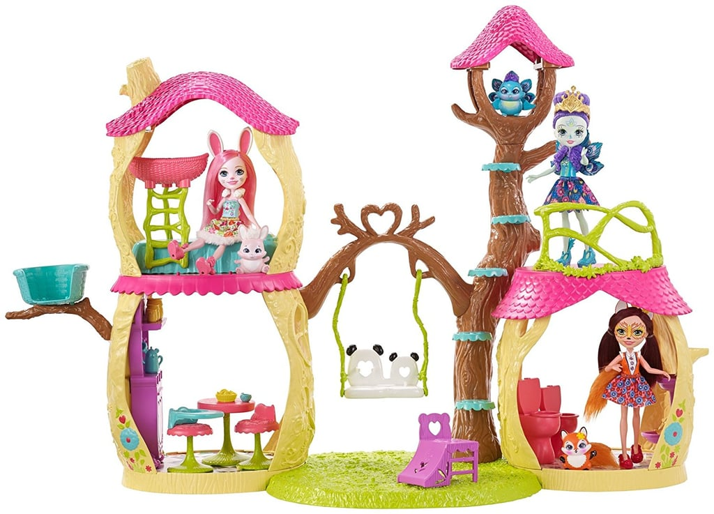 enchantimals panda tree house playset | top 100 amazon toys