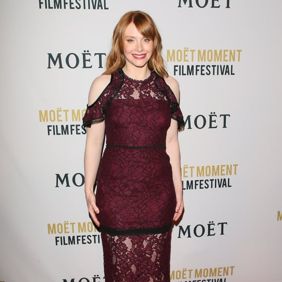 Bryce Dallas Howard Affordable Red Carpet Dresses