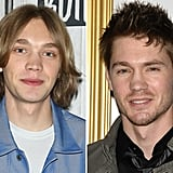 Charlie Plummer and Chad Michael Murray Side by Side
