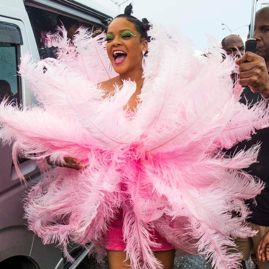 Rihanna at Crop Over Festival in Barbados 2019 Pictures
