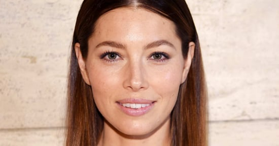 Jessica Biel Sees Your Shower Beer and Raises You a Shower Chicken-Apple Sausage