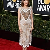 Joanna Newsom at the 2019 Golden Globes