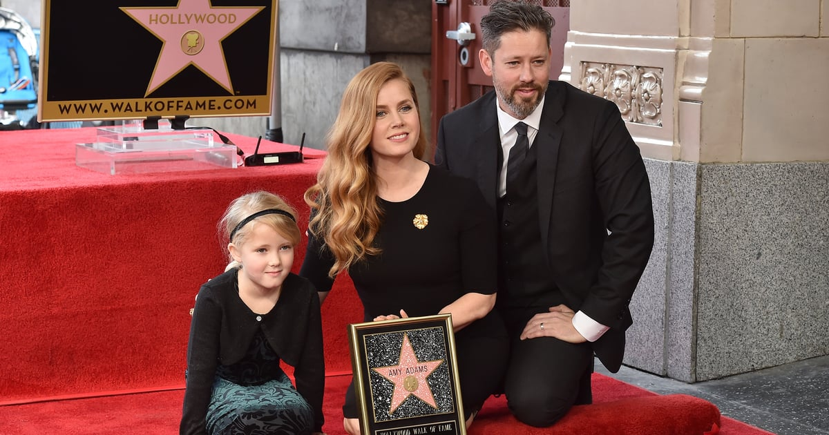 We Can't Tell Who Amy Adams's Daughter, Aviana, Looks More Like — Mom or Dad?!.jpg