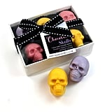 Maple Molly's Solid Chocolate Skull Gift Box