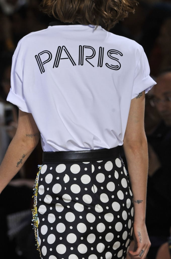 word to the wise trends spring 2014 paris fashion week
