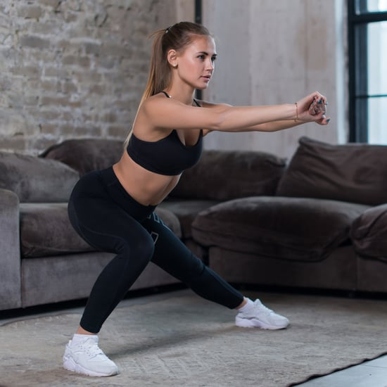 Cossack Squats Will Intensify Leg Day and Tone Your Core