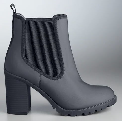 Simply Vera Combat Boots