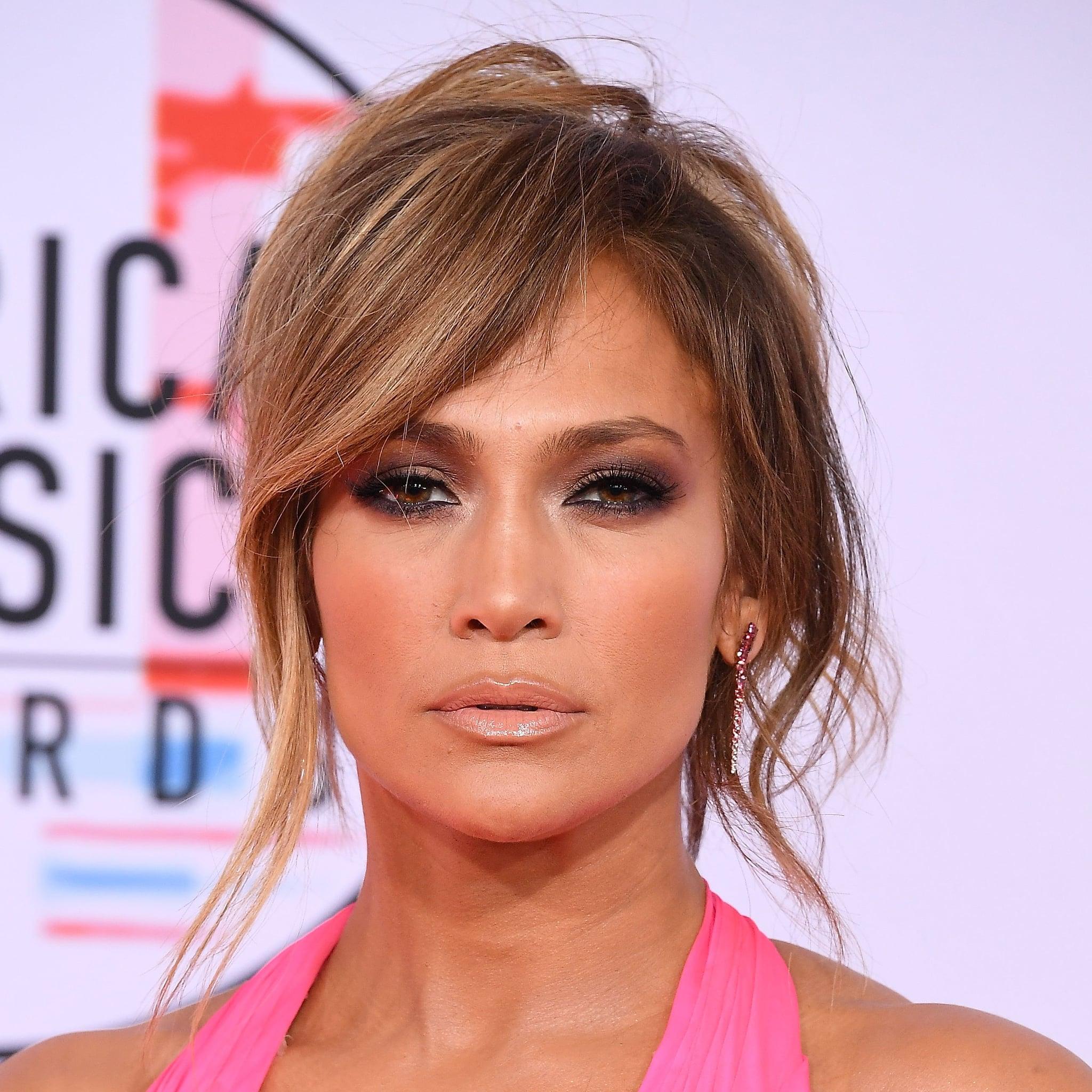 Celebrity Bangs Popsugar Beauty