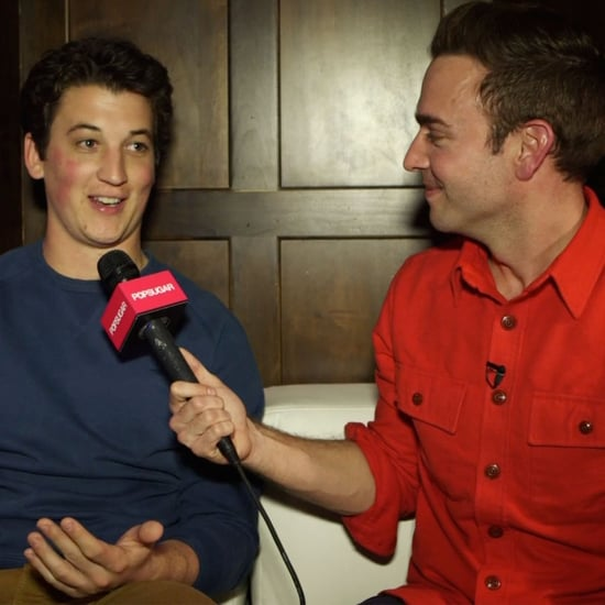 Miles Teller Whiplash Interview | Video