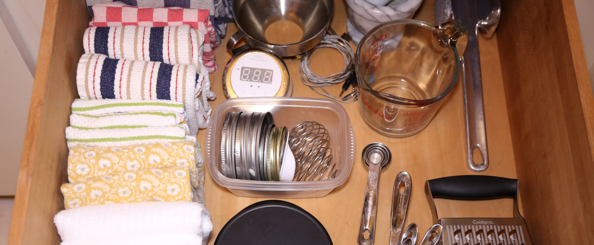 What It's Like to Use the KonMari Method on a Kitchen