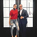 "Gigi truly loves the spirit of the Tommy Hilfiger Brand, saying, ""I never thought I would be asked to design a capsule collection, so it still feels like a dream that Tommy approached me to collaborate. His company is one that I genuinely love and have been a fan of for my entire life, and Tommy is the easiest, most fun person to work with. I have always looked up to his brand, campaigns, and design style. I think our collection celebrates the iconic Tommy lifestyle and mixes a bit of everything: there are styles that are really hippie-chic, styles that are sporty streetwear, and styles that are tomboy but girly; everyone's going to love a different part of it."""
