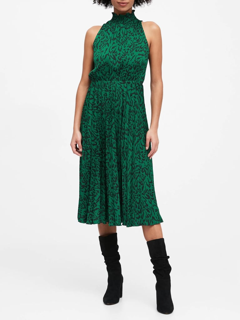 Best Winter Dresses From Banana Republic