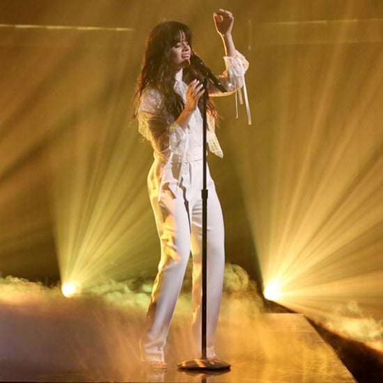 Camila Cabello Tonight Show Crying in the Club Performance