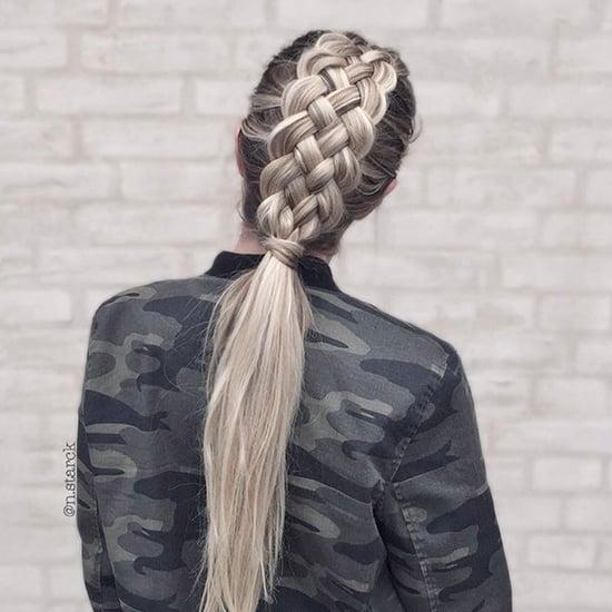Comment Cacher Ses Élastiques Dans les Cheveux?