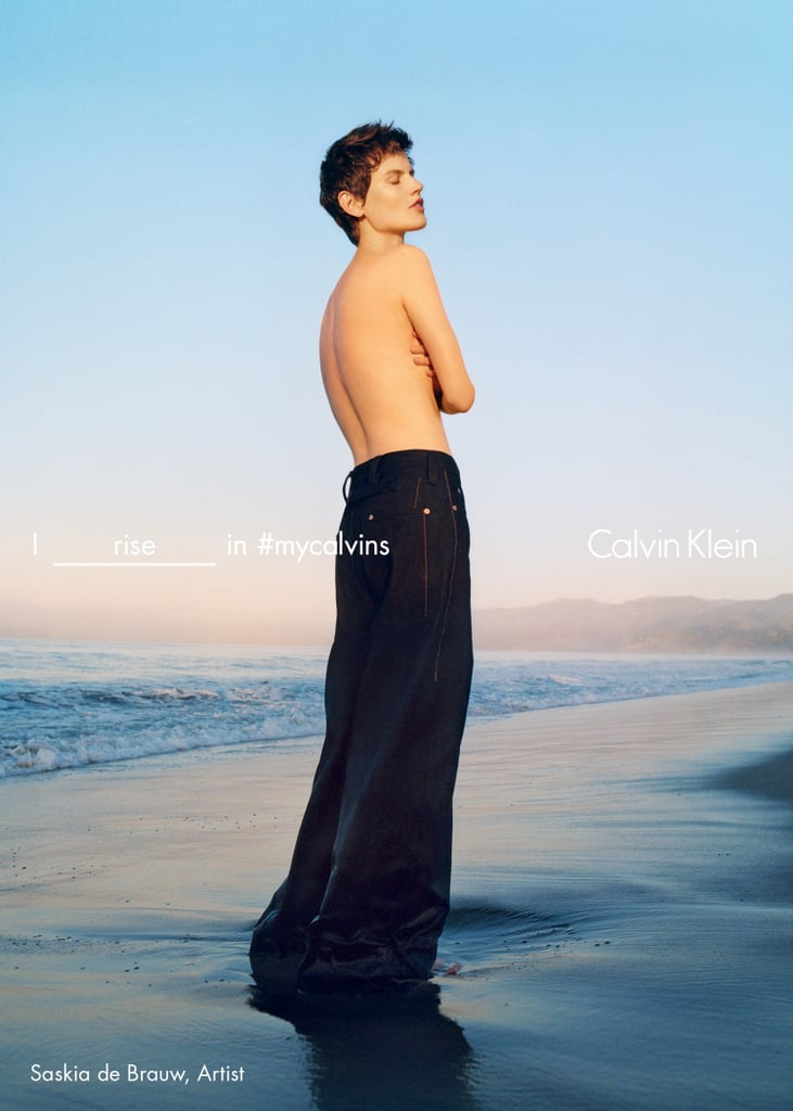advertising campaigns for calvin klein and dkny Caitriona balfe was born in dublin, ireland, and grew up in the village of tydavnet, in county monaghan she started modeling at the age of 19 after she was scouted by an agent while she was collecting money for charity at a local mall.