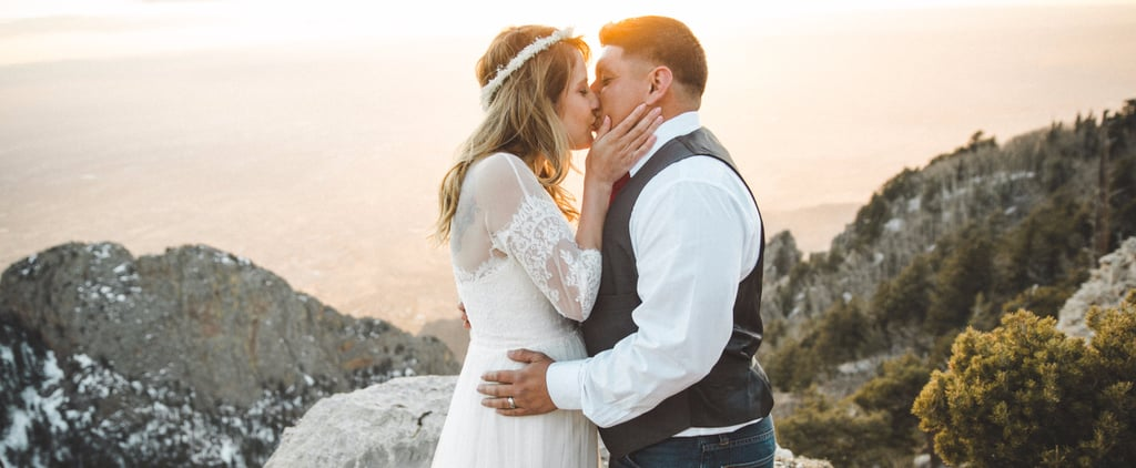 This Couple Professed Their Love on Top of a Mountain, and It Was Beautiful