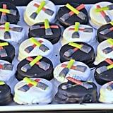 Light Saber Chocolate-Covered Oreos