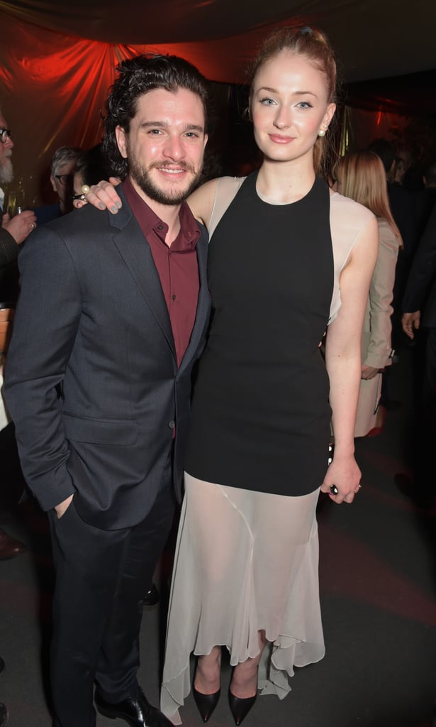 Nu Way Auto >> Kit Harington and Sophie Turner   Game of Thrones London ...